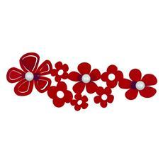 Appendiabiti a Forma di Fiore Fleur