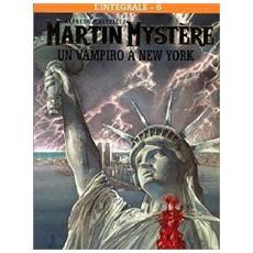 Martin Mystere #06 - Un Vampiro A New York (Cartonato)