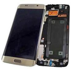 GH97-17162C Display Originale per Galaxy S6 Edge Oro G925