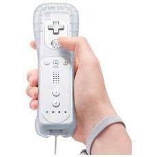 Telecomando Remote Controller Wii Bianco Linq