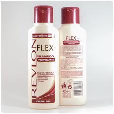 Shampoo 400 Flex Fini-volumizzant