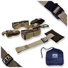 Il Functional Suspension Trainer Fasce Elastiche Sospensioni Da Allenamento Ftx-3