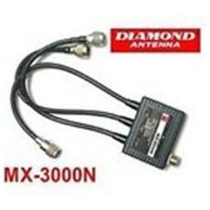 Mx-3000n Triplexer Hf Vhf Uhf 1200 Mhz