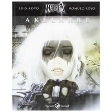 Luis Royo / Romulo Royo - Akelarre