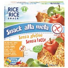 R&r Snack Riso Mela 6x21g