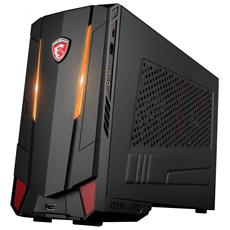 Pc Desktop Nightblade MI3 VR7RC-030EU Intel Core i7-7700 Quad Core 3.6 GHz Ram 8GB Hard Disk 1TB SSD 256GB NVIDIA GeForce GTX 1060 6GB DVD Super Multi 5xUSB 3.1 Windows 10 Home