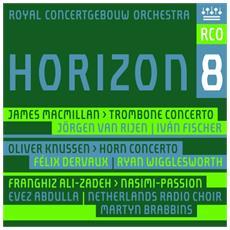 Horizon 8 - Mcmillian, Knussen, Ali-Zadeh