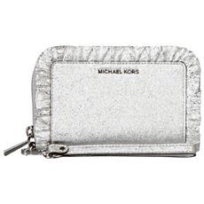 MICHAEL KORS - Portafogli Michael Kors Jet Set Leather Accessori Donna One  Size 4ff06e8a55f3