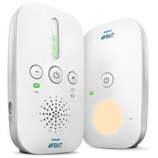 AVENT Audio Monitors SCD502/26 monitor video per bambino