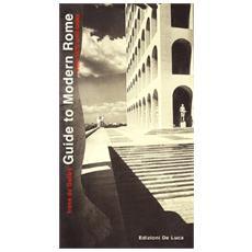 Guida di Roma moderna. Ediz. inglese