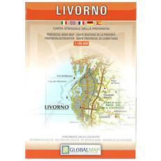 Livorno provincia 1:100.000