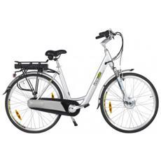 Bicicletta Con Assistenza Elettrica Belair Ii - 36v - Edizione Luxe Argento.