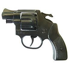 Edison Spa - 12534 - Gioco Di Tiro - Cobra Revolver 8 Shots - 11,5 Cm