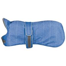 Cappotto Invernale Per Cani Belfort Taglia Xs 25 Cm Blu 67860