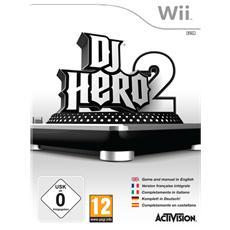 WII - DJ Hero 2