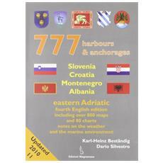777 harbours & anchorages. Slovenia, Croatia, Montenegro, Albania