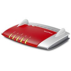 FRITZ - Box 3490 Modem Router ADSL / Fibra VDSL AC1750 4 x...