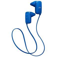 Auricolari In-Ear HA-F250BT-A colore Blu