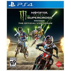PS4 - Monster Energy Supercross
