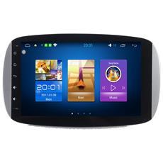 Autoradio Jfsound Benz Smart Fulltouch Android 6.0 Mirror Link Gps Bluetooth Usb Mp3 Wifi