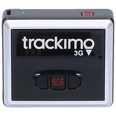 Tracciatore GPS Universale 3 G / Wifi Colore Nero
