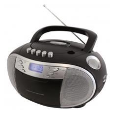 SCD6900SW, Digitale, AM, FM, Lettore, CD, CD-R, CD-RW, Auto stop, Ripeti, Singolo