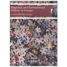 Regional and transnational history in Europe