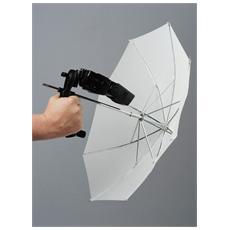 Kit maniglia-grip con ombrello traslucente 50cm