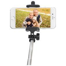 Asta per Selfie Bluetooth 3.0 Colore Nero