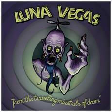 """Luna Vegas - From The Travelling Minstrels Of Doom - Mini Lp Purple (10"""")"""