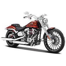 Mi32327 Harley Davidson Cvo Breakout 2014 1:12 Modellino