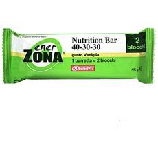 Bar Nutrition Vaniglia