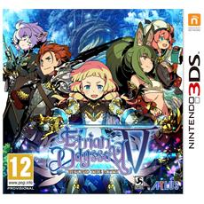 N3DS - Etrian Odyseey V Betond the Myth