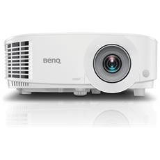 MH733 Proiettore desktop 4000ANSI lumen DLP WUXGA (1920x1200) Compatibilità 3D Bianco videoproiettore