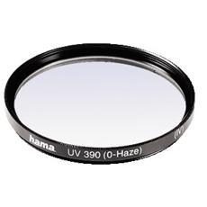 Filtro UV-390 per Lente della Fotocamera Digitale Nera 6.7 cm 4007249700674