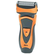 HR 5626 Rasoio Wet & Dry Colore Antracite / Arancione