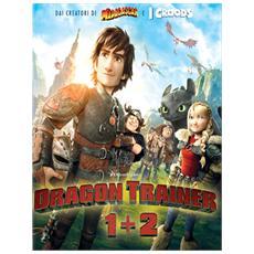Dvd Dragon Trainer 1 + 2 (2 Dvd)