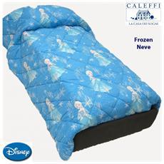 Trapunta Invernale Letto Singolo Disney Frozen Neve