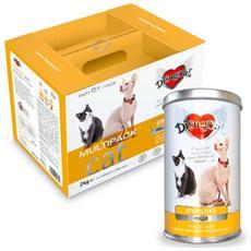 Cibo per Gatti Mantenimento Sterilised Pollo 2 Kg