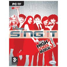 PC - Disney Sing It! High School Musical 3 Senior Year Dance