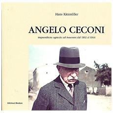 Angelo Ceconi. Imprenditore agricolo ad Assemini dal 1902 al 1944