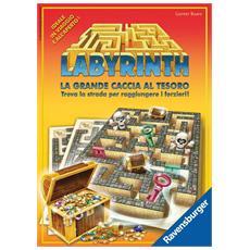 Labirinto La Grande Caccia Al Tesoro