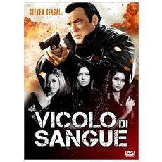 Dvd True Justice - Vicolo Di Sangue