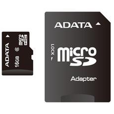 SDHC ADATA MICRO 4GB (2 in 1) CL4**