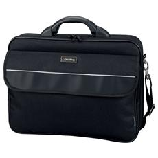 "Borsa Notebook fino a 15"" in Poliestere Nero 46110."