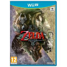 WIIU - The Legend of Zelda Twilight Princess