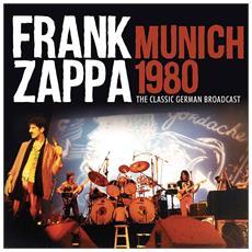Frank Zappa - Munich 1980
