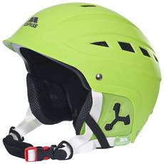 Furillo Casco Da Sci Adulti (s / m) (verde Lime)