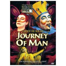Dvd Cirque Du Soleil - Journey Of A Man