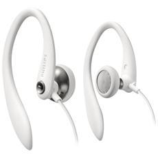 Shs3300wh Auricolare Secure Fit Bianco